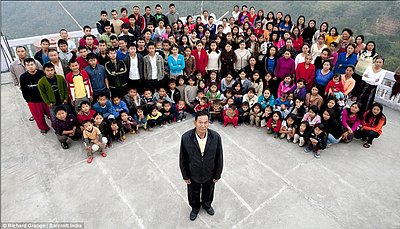 The World's Largest Family (Video)