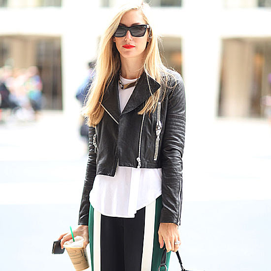 The Street-Style Highlights From Fashion Week Spring '13