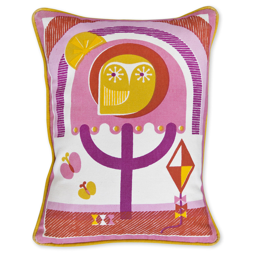Junior Owl Pillow