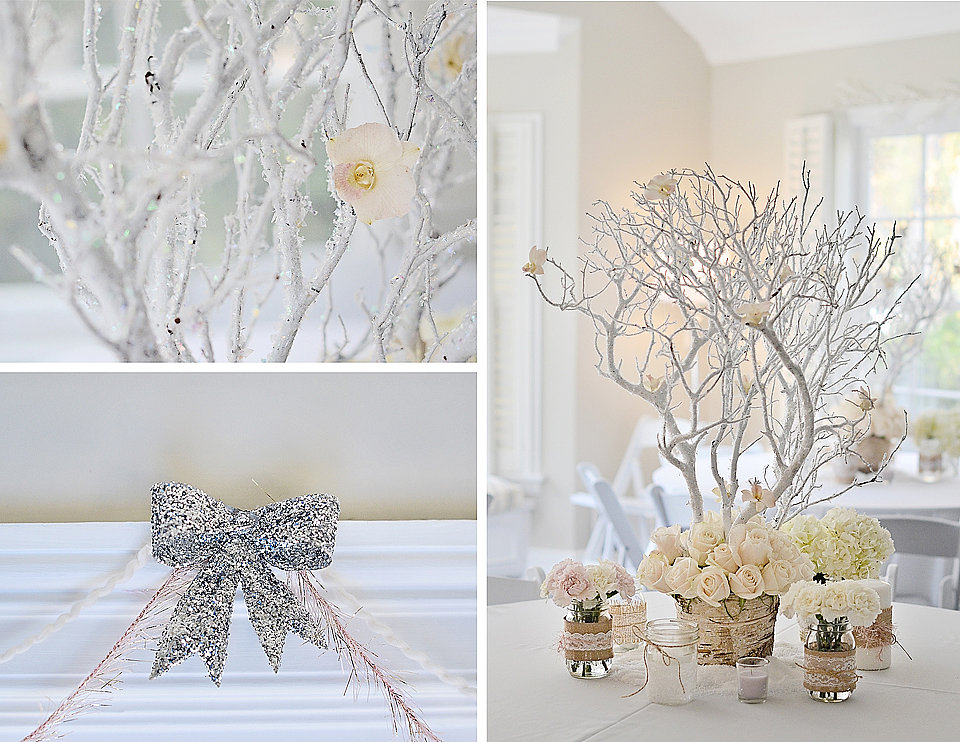 Branches and Glitter
