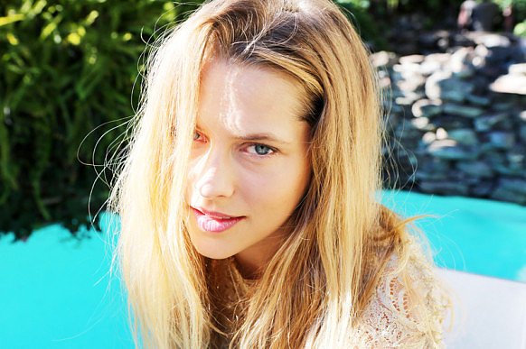Teresa Palmer on Into the Gloss
