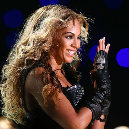 Beyonce Super Bowl Performance in Pictures