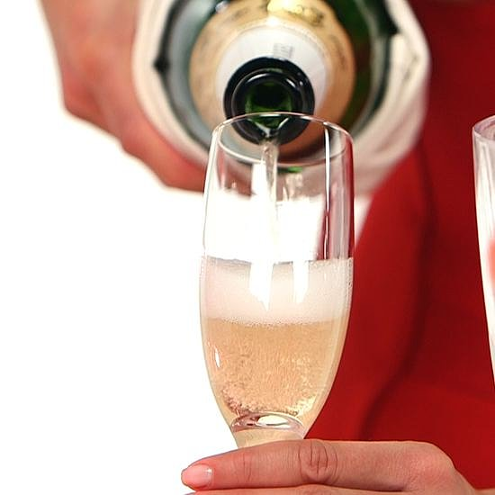 Five Tips to Opening a Bottle of Bubbly the Right Way