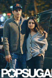 Ashton Kutcher took Mila Kunis out for dinner in NYC in October 2012.
