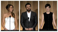 Video: Jennifer Lawrence, Bradley Cooper, Ben Affleck and More Spill Oscar Night Details!