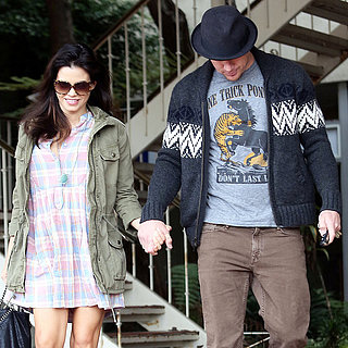 Pregnant Jenna Dewan with Channing Tatum | Pictures