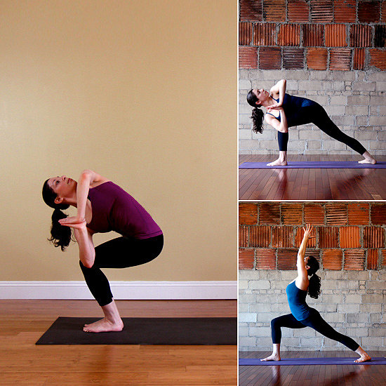 5 Yoga Poses to Strengthen and Lengthen Legs