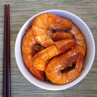 Garlic Soy Shrimp Recipe
