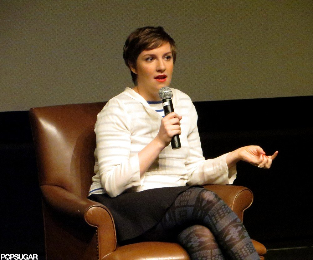 Lena Dunham Links Up With Her Mom For a Special Screening