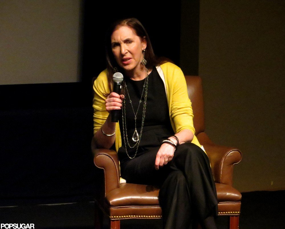 Lena's mom, Laurie Simmons, co-hosted the event.