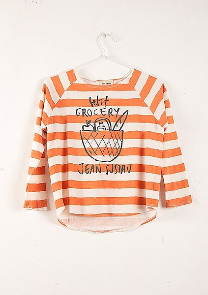 Petit Grocery 3/4 T-Shirt ($46)