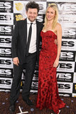 Naomi Watts chatted with Andy Serkis at the Visual Effects Society Awards