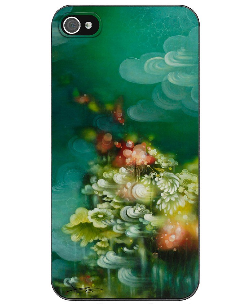 Fifteen percent of proceeds from this Dreaming Turquoise iPhone Case ($55) benefits the Neurofibromatosis Network, which promotes research and awareness of the tissue-tumor-related disorder.