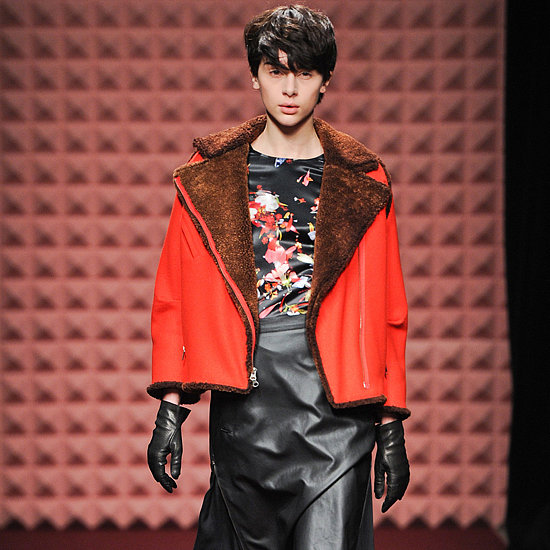 Cozy Shearling and Luxe Leather — The Top 10 Moments From Rachel Comey Fall 2013