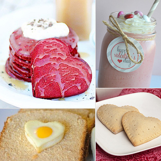 11 Valentine's Day Breakfast Ideas For Tots
