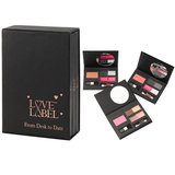 Love Label: From Desk to Date Makeup Palettes