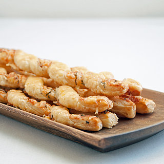 Gruyere Cheese Straws