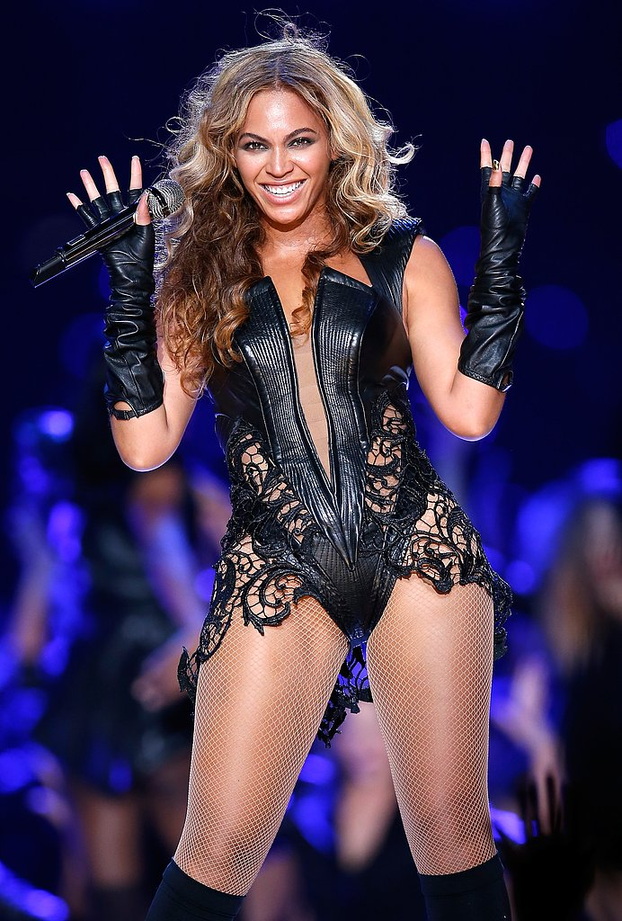Beyoncé Knowles rocked the Superdome for her Super Bowl halftime show in New Orleans.