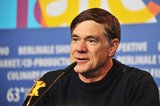 Gus Van Sant talked at the press conference.