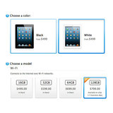 128GB iPad Retina Hits Stores