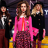 Pictures &amp; Review Kate Spade Fall New York fashion week show