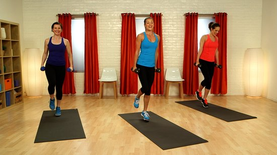 Try Our 40-Minute Video Workout!