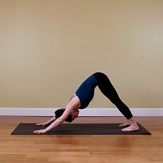 Downward Dog Push-Up