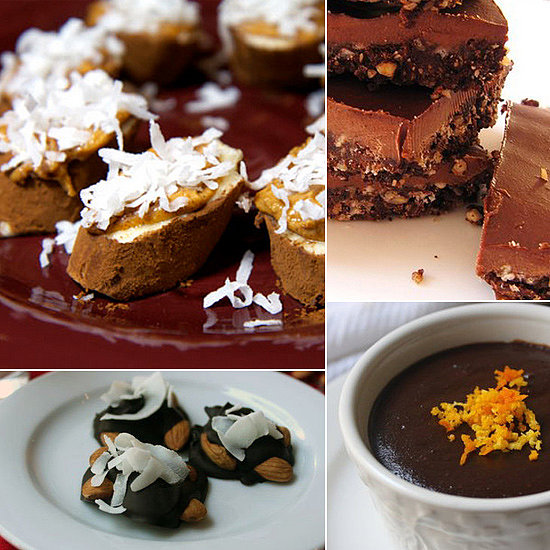 25 Surprisingly Healthy Chocolate Recipes