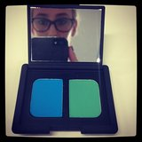 This Nars eye palette makes us go gaga. Such cool, vibrant colours!