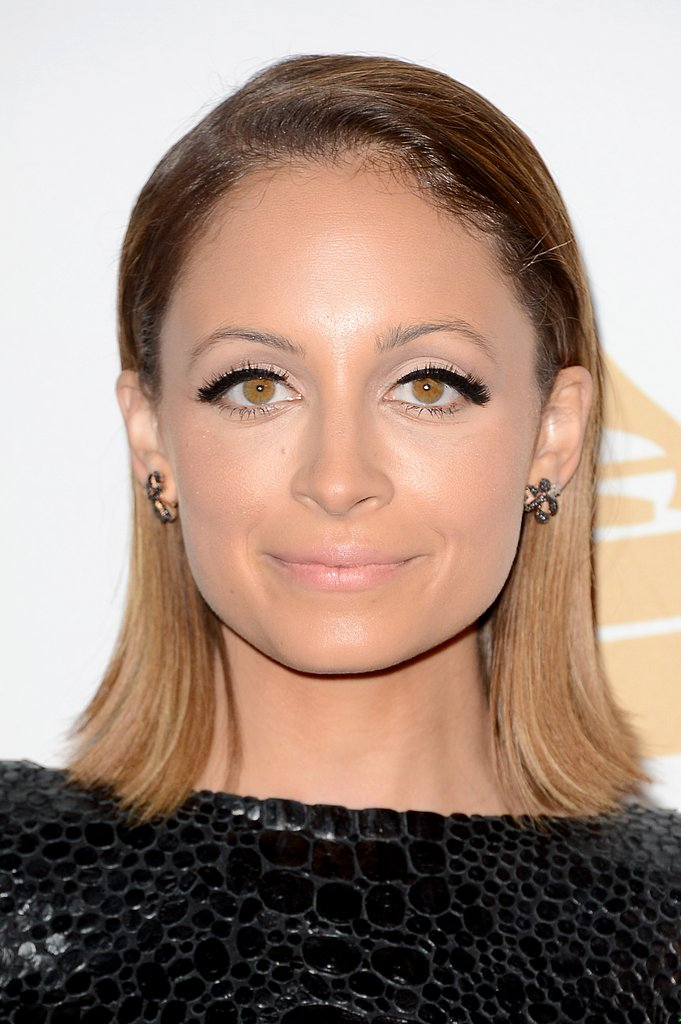 Nicole Richie at Clive Davis's Party