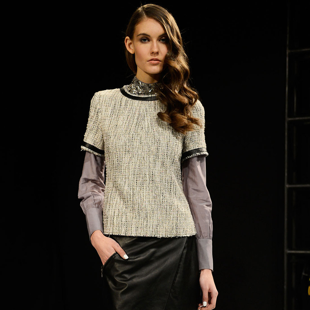 Marissa Webb Fall '13 Remixes Classic Tweed, 7 Ways — See It Here