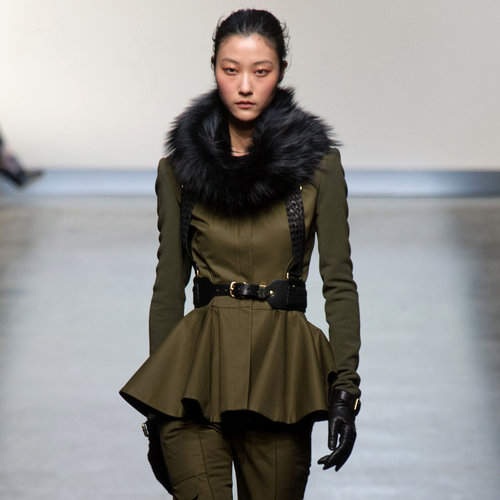 Prabal Gurung Runway | Fashion Week Fall 2013 Photos