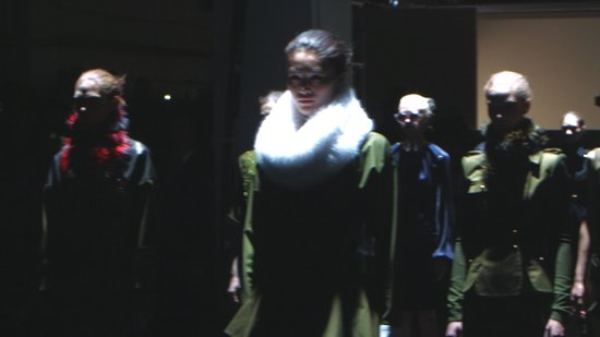 Prabal Gurung Mixes Military and Glamour For a Strong-Minded Fall '13