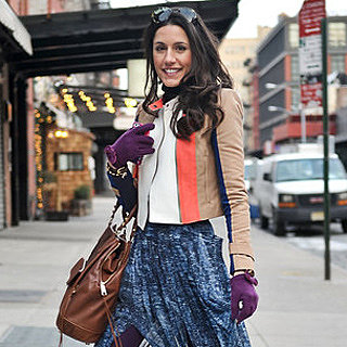 Cool Street Style Outfits From New York Fashion Week 2013