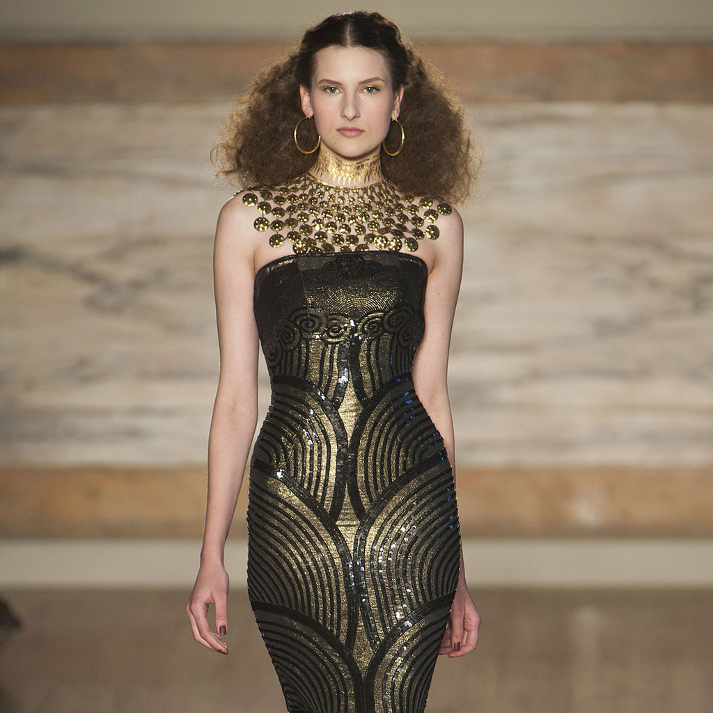 L'Wren Scott Runway | Fashion Week Fall 2013 Photos