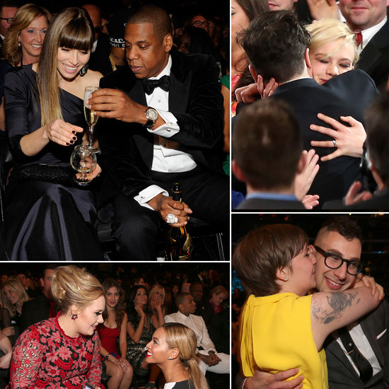 Fun Snaps From Inside the Grammys