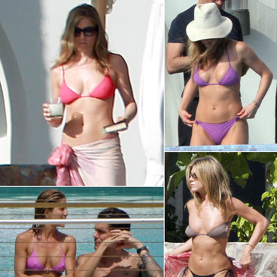 Happy Birthday, Jennifer Aniston — See Her Best Bikini Moments!