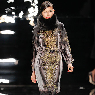 Reem Acra Runway | Fashion Week Fall 2013 Pictures