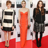 Chloë, Kate, and Elizabeth Get Decked Out For the Elle Style Awards