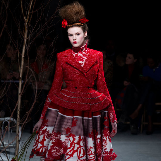 Thom Browne Runway | Fashion Week Fall 2013 Photos