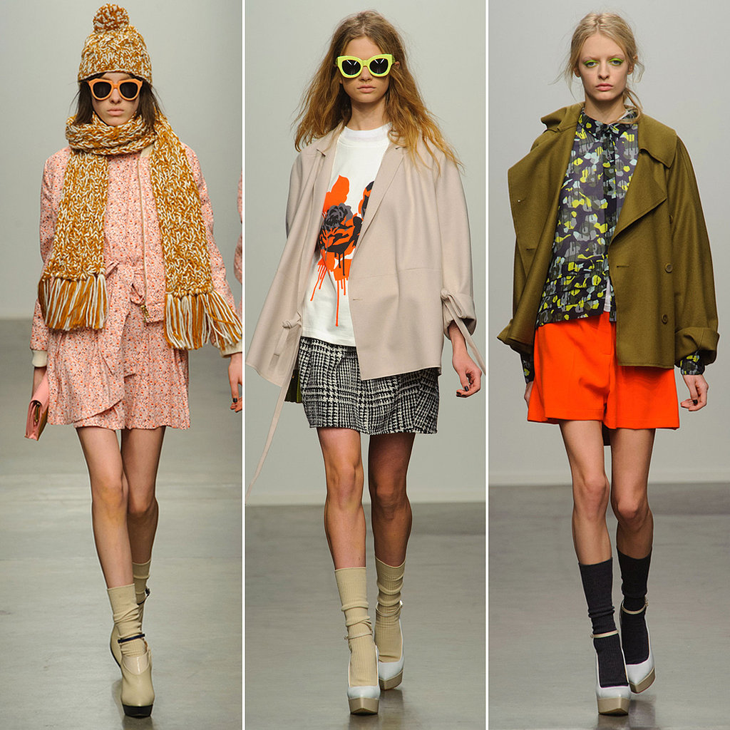 The Standout Looks From Karen Walker's Fall 2013 Runway Collection