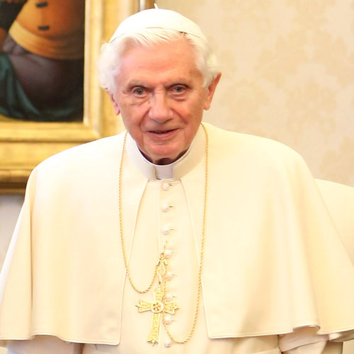Pope Benedict XVI to Resign