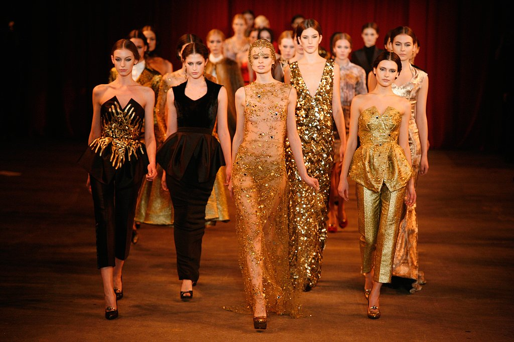 2013 Fall New York Fashion Week: Christian Siriano
