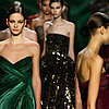 Pictures &amp; Review Monique Lhuillier Fall NYfashion week show