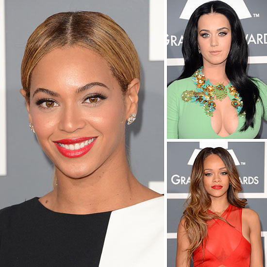 2013 Grammy Awards: See All the Beauty Looks Here