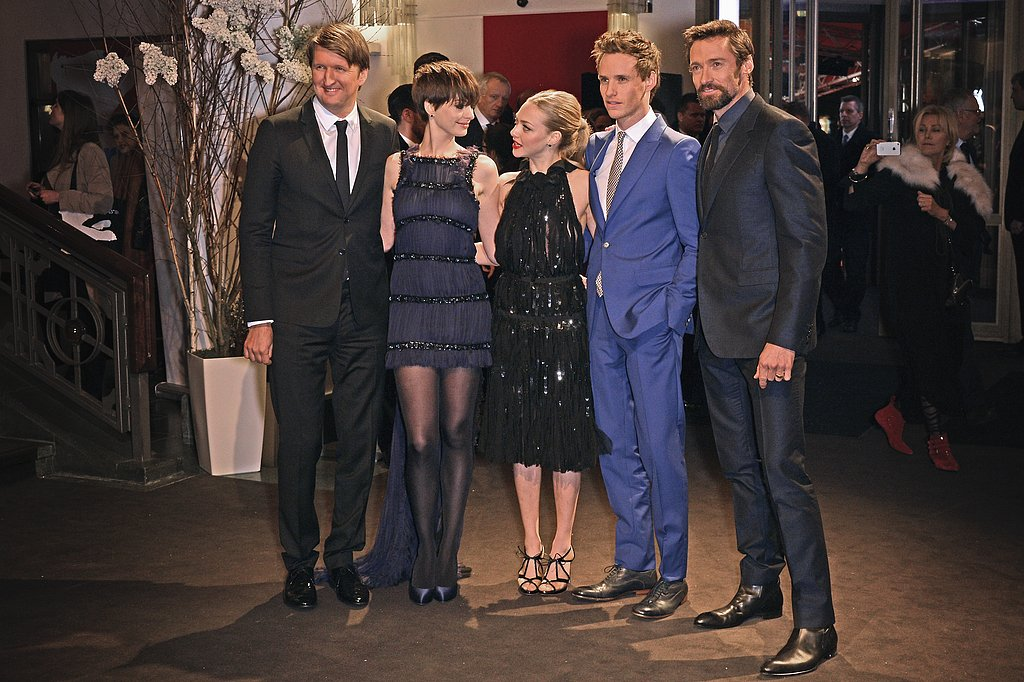 The cast met up at the Berlin International Film Festival.