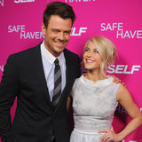 Josh Duhamel & Julianne Hough at Safe Haven Premiere in NYC