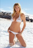 Cover girl Kate Upton got sexy in the snow in Antarctica for the Sports Illustrated Swimsuit Issue.