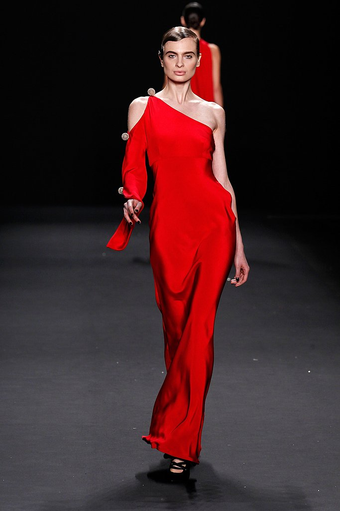 Naeem Khan Fall 2013