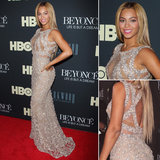 See All the Stunning (and Sparkly) Angles of Beyoncé's Elie Saab Gown